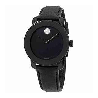 Movado Bold Leather Ladies Watch 3600483