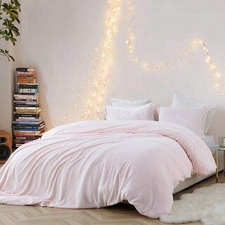 Coma Inducer Duvet Cover - Frosted - Rose Quartz
