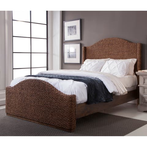 Marinella Woven Bed by Greyson Living