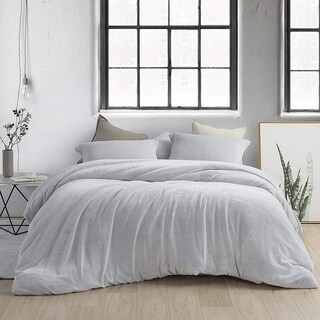 Coma Inducer Duvet Cover - Frosted- Granite Gray
