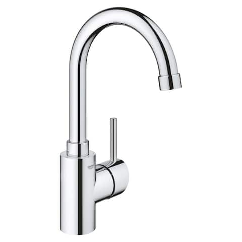 Grohe Concetto Single-Handle Kitchen Faucet StarLight Chrome