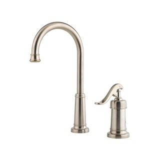 Pfister Ashfield 1-Handle Bar And Prep Faucet Brushed Nickel