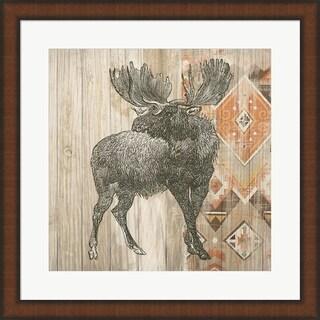 Wild Apple Portfolio 'Natural History Lodge Southwest VIII' Framed Art