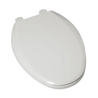 American Standard Plastic Elongated Toilet Seat 5257A.65D.020 White