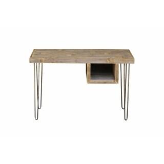 Industrial Cubby Desk