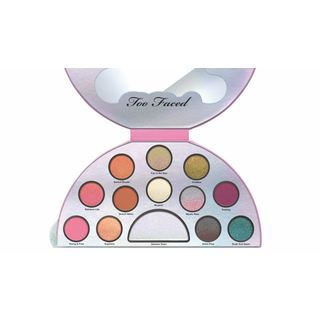 Too Faced Set Life's A Festival Peace, Love & Unicorns Ethereal Eye Shadow & Highlighter Palette