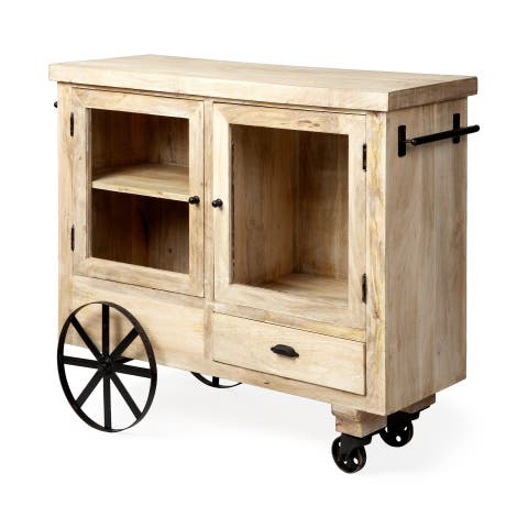 Mercana Wadsworth Rolling Cart
