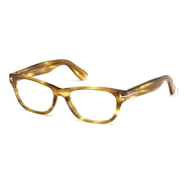 9a6ee7479992 Shop Tom Ford Optical FT5425-055-53 Women Eyeglasses - On Sale ...