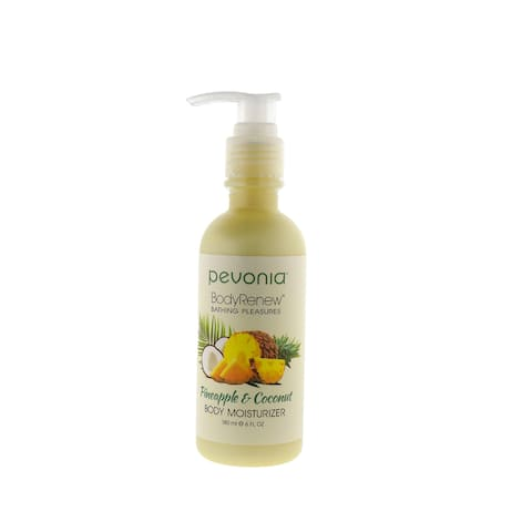 Pevonia Body Renew 6-ounce Pineapple & Coconut Body Moisturizer