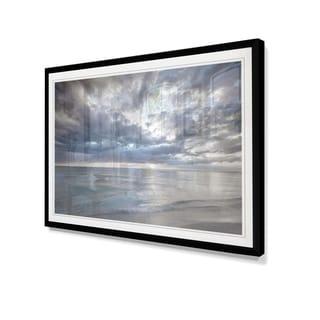 Naples Light-Framed Giclee Print