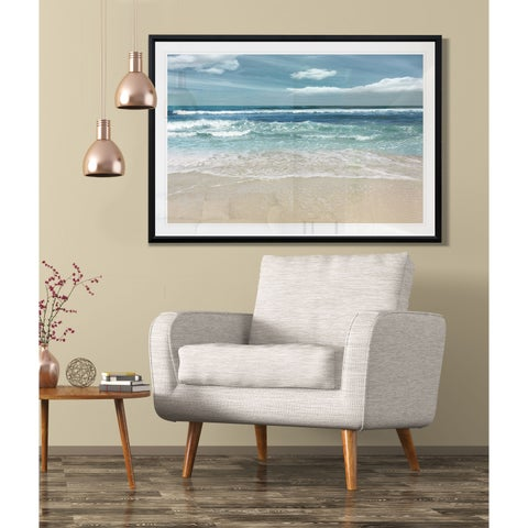 Symphony of the Sea-Framed Giclee Print