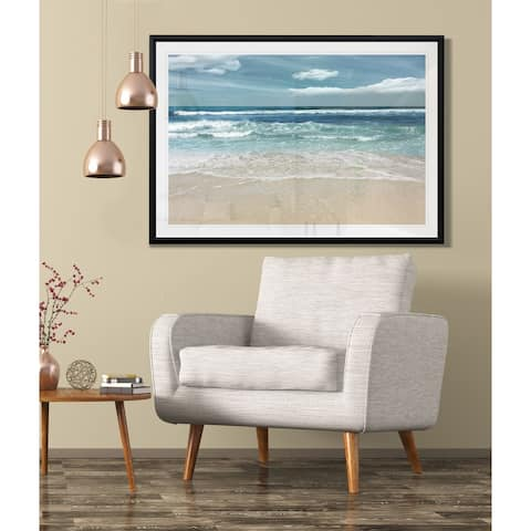 Symphony of the Sea-Framed Giclee Print