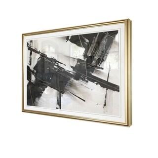 DiagonalMatrix I -Framed Giclee Print