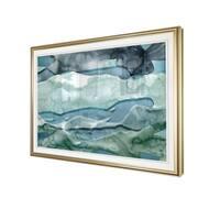 WaterWomen I -Framed Giclee Print