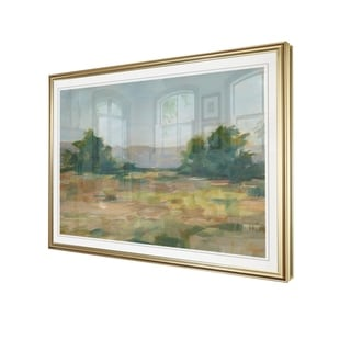 Green Valley III-Framed Giclee Print