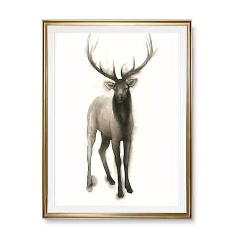 Majestic Wildlife II-Framed Giclee Print