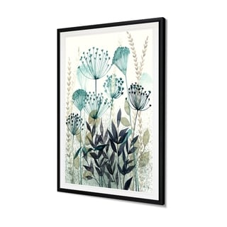 Link to AllayedFloral II -Framed Giclee Print Similar Items in Art Prints