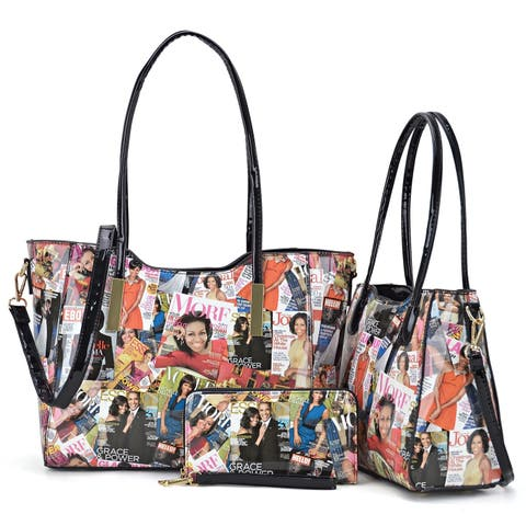 63a7ee5bdea Handbags | Shop our Best Clothing & Shoes Deals Online at Overstock