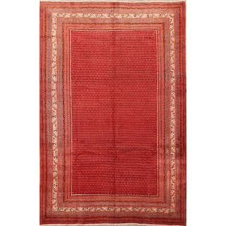 """Classical Botemir Hand Knotted Persian Traditional Area Rug Wool - 10'7"""" x 7'1"""""""
