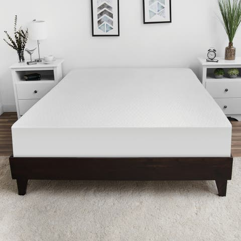 SensorPEDIC DriFresh Waterproof Mattress Protector - White