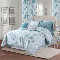 Sara B. Eucalyptus Comforter Set