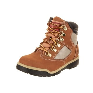 "Timberland Kids 6"" Field Boots Boot"