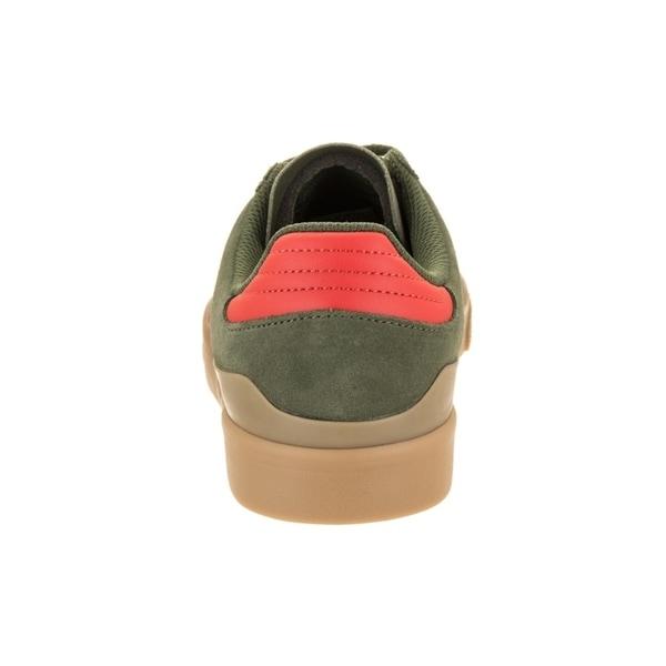Busenitz Vulc Shoes Base Green Raw Amber Gum B22773