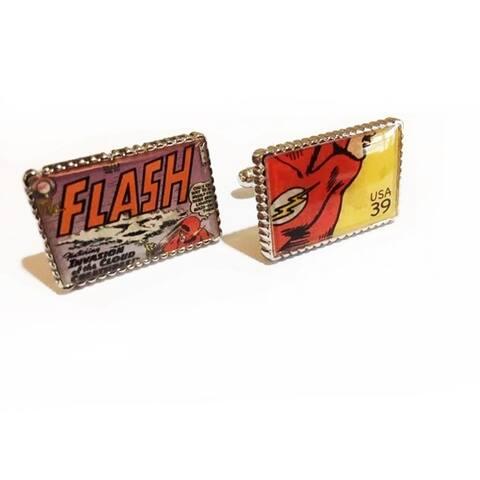 Penny Black Forty Flash Gordon Cufflinks