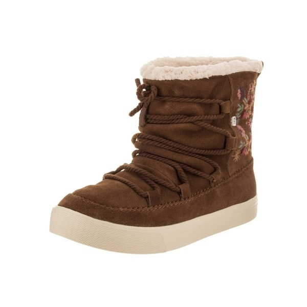 2dfff59b0df Shop Toms Women s Alpine Boot - Free Shipping Today - Overstock ...