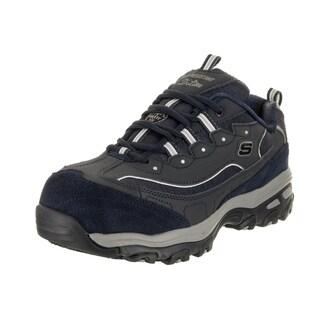 Skechers Women's D'Lites Sr - Pooler - Wide Fit Work Shoe