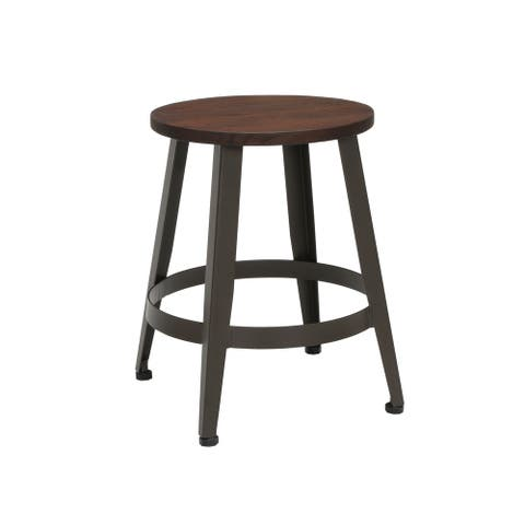 """OFM Core Collection Edge Series 18"""" Table Height Stool (33918)"""