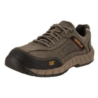 Caterpillar Men's Streamline Leather Composite Toe - Wide Work Shoe