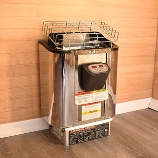 Toule Sauna Heater 6KW/240V with On-heater Digital Cotnrol Panel