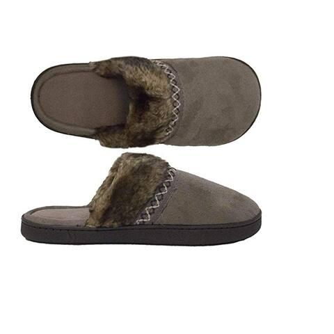 ISOTONER Women's Imani Clog Slipper Size 6.5-7