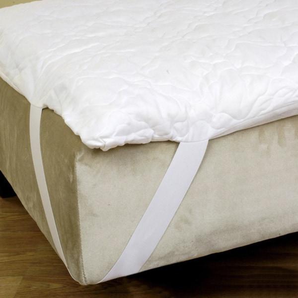 Sofa Sleeper Mattress Pad: Shop Science Of Sleep Hudson Polyurethane Sofa Bed Pad