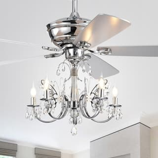 Buy Glam Ceiling Fans Online At Overstock Our Best Lighting Deals