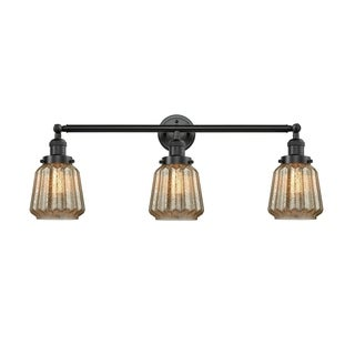 Innovations Lighting Chatham 3-light Adjustable Sconce