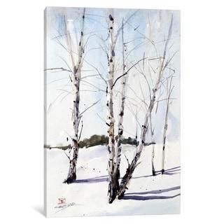 "iCanvas ""Birch Trees"" by Dean Crouser"