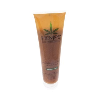 Hempz Sandalwood & Apple Herbal 9-ounce Body Scrub