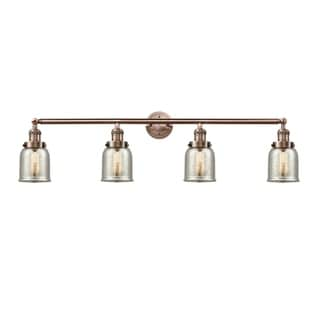 Innovations Lighting Small Bell 4 Light Adjustable Sconce