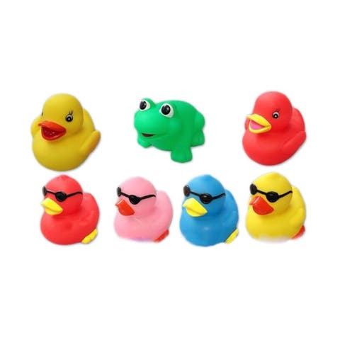 Easter Fun Light Up Duck, Single (Assorted/Color May Vary) - Multi Color