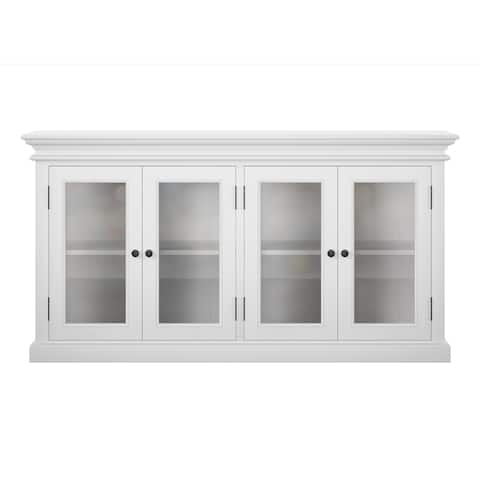 Display Buffet with 4 glass doors