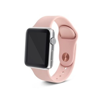 Apple Watch Band OEM Original Genuine Pink Sand Sport Band 38mm/40mm/42mm/44mm for Apple Watch 1/2/3/4 (Bulk Packaging)