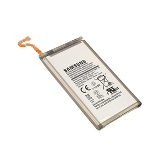 Link to Samsung Galaxy S9 Plus OEM Genuine Standard Rechargeable 3500mAh Lithium-ion Battery EB-BG965ABA (Bulk Packaging) Similar Items in Cell Phone Accessories