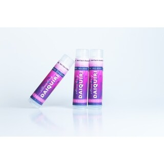 Spa Island SPF15 Sun Protection Strawberry Daiquiri Lip Balm - 3 Pack