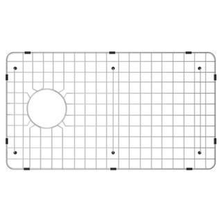 Stainless Steel Kitchen Sink Grid, compatible with the Barclay FS30