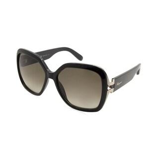 Ferragamo SF781S Women Sunglasses - Black