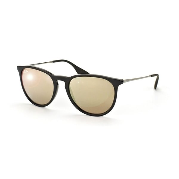 7672796d792d0 Shop Ray-Ban RB4171 Erika Women Sunglasses - Black - On Sale - Free  Shipping Today - Overstock - 25657248