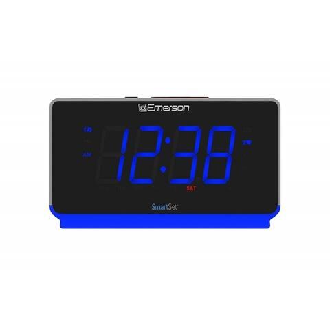 Emerson SmartSet ER100112 Clock Radio