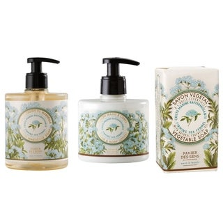 Panier Des Sens Essentials Collection Soap and Lotion - Sea Fennel Bundle